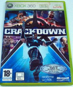 Crackdown X360