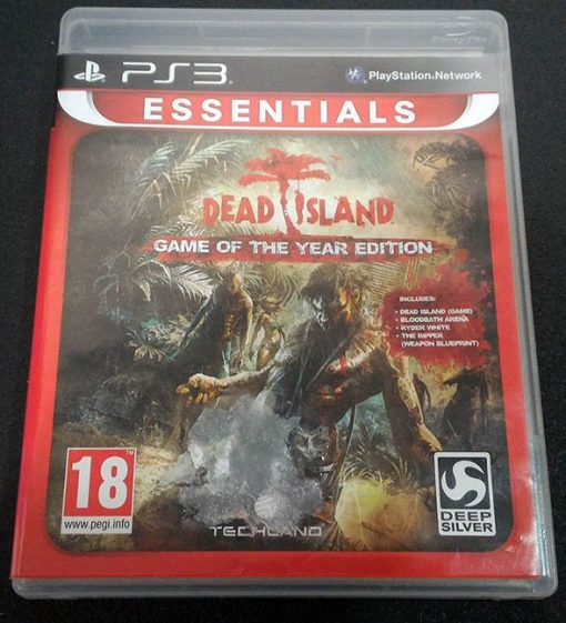Dead Island - Game of the Year Edition PS3