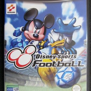 Disney Sports: Football GameCube