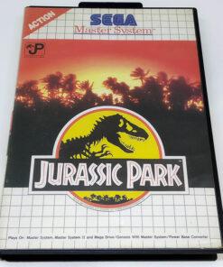 Jurassic Park MASTER SYSTEM