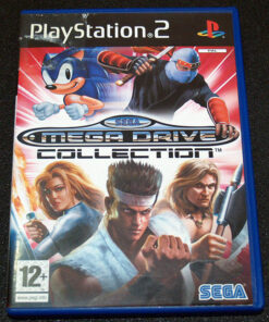 Sega Mega Drive Collection PS2