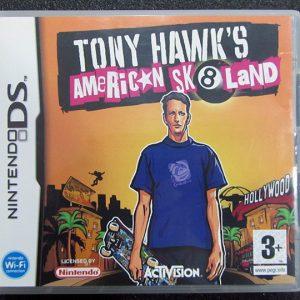Tony Hawk's American Skateland NDS