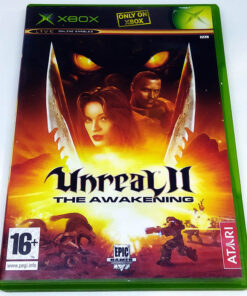 Unreal II: The Awakening XBOX