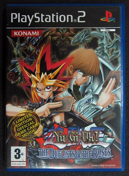 Yu-Gi-Oh!: The Duelists of the Roses PS2