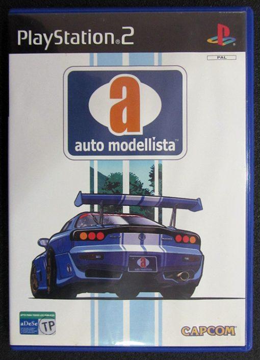Auto Modellista PS2