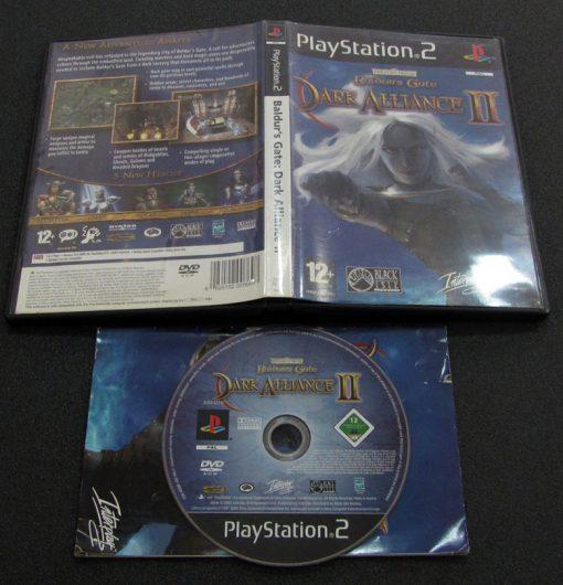Baldur's Gate: Dark Alliance 2 PS2