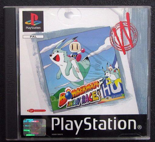 Bomberman: Fantasy Race PS1