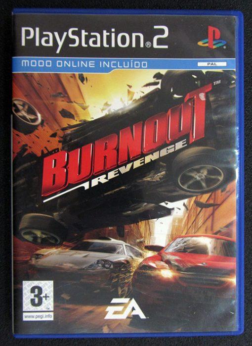 Burnout Revenge PS2
