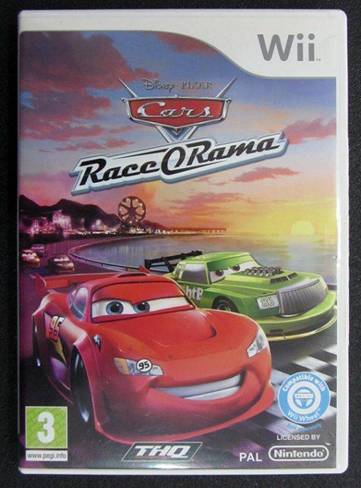 Cars: Race-O-Rama WII