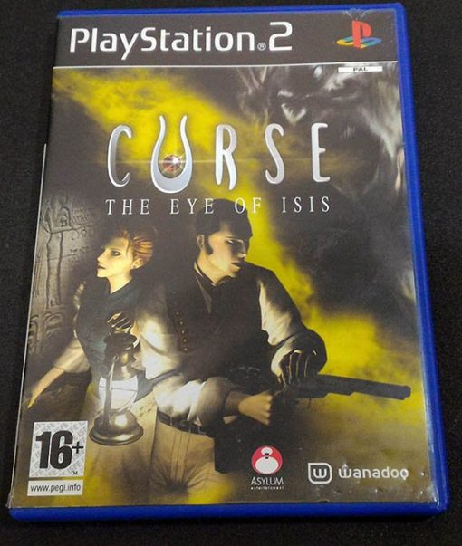 Curse: The Eye of Isis PS2