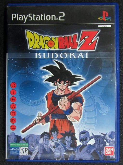 Dragon Ball Z: Budokai PS2