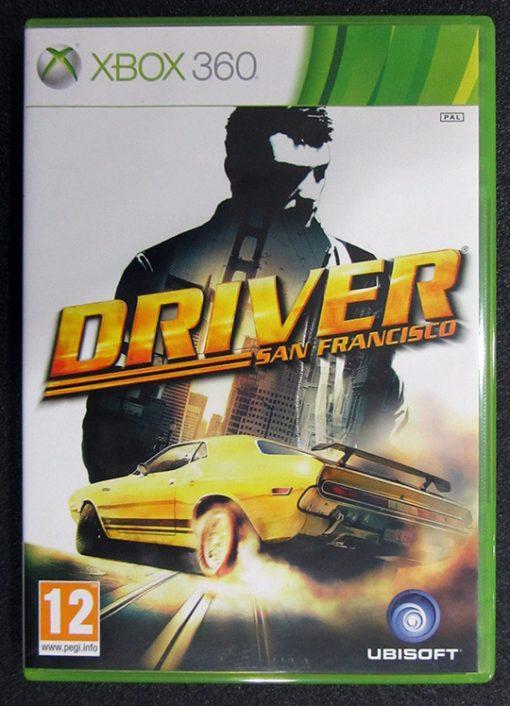 Driver: San Francisco X360