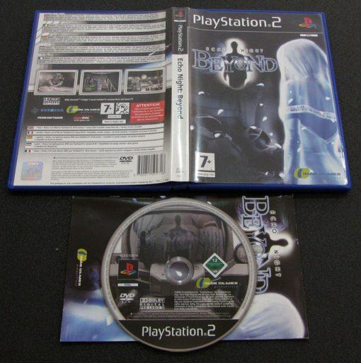 Echo Night: Beyond PS2