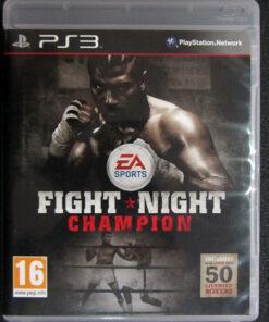 Fight Night: Champion PS3