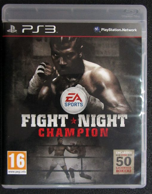 Fight Night: Champion PS3