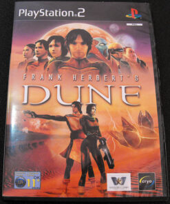 Frank Herbert's Dune PS2
