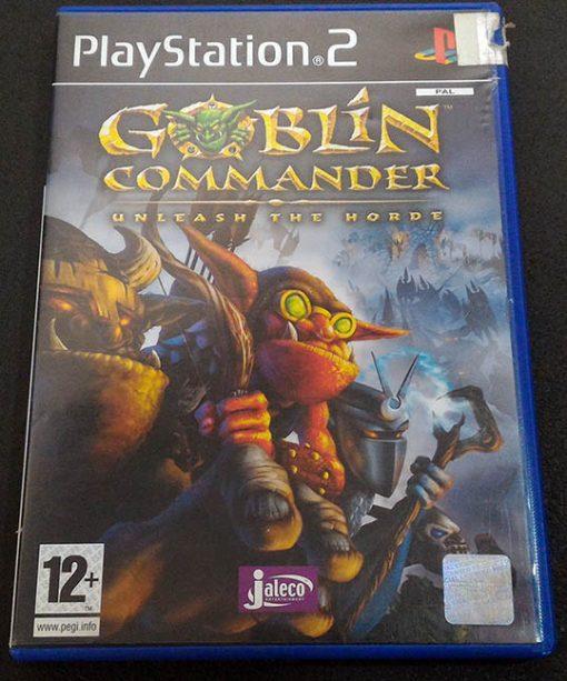 Goblin Commander PS2