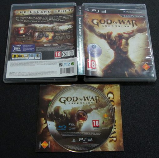 God of War: Ascension PS3