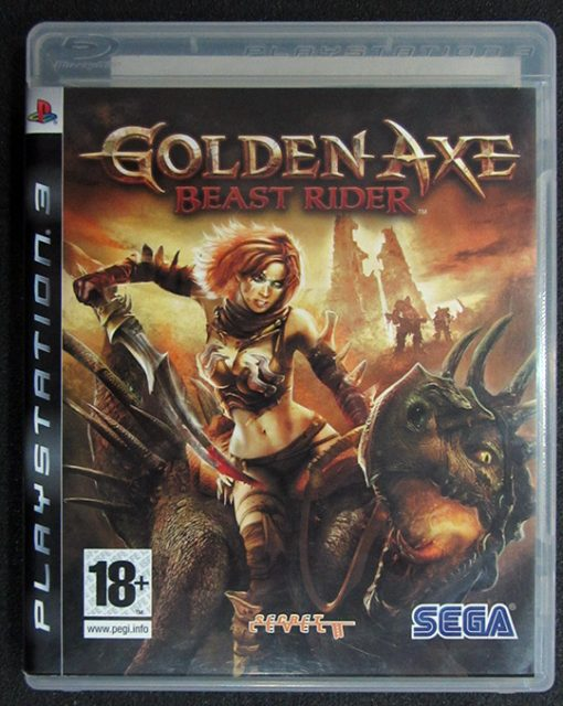 Golden Axe: Beast Rider PS3