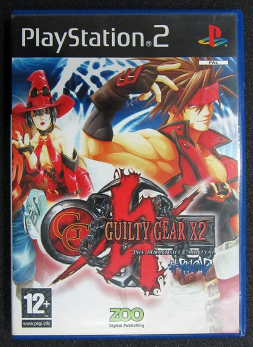 Guilty Gear X2 #Reload PS2