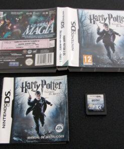 Harry Potter e os Talismãs da Morte - Parte 1 NDS