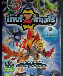 Invizimals + Câmara Pack PSP