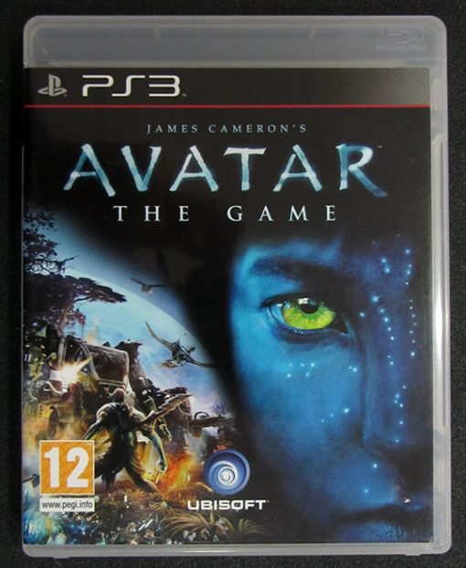 James Cameron's Avatar PS3