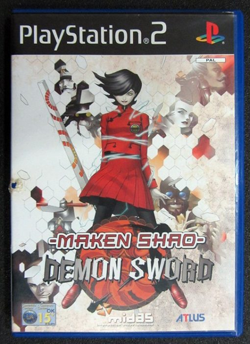 Maken Shao: Demon Sword PS2