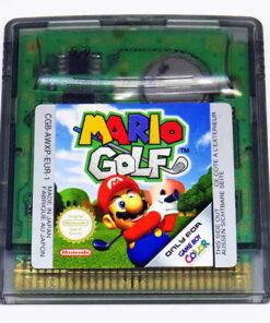 Mario Golf CART GAME BOY COLOR