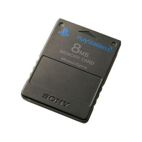 Acessório Usado Memory Card 8MB Playstation 2
