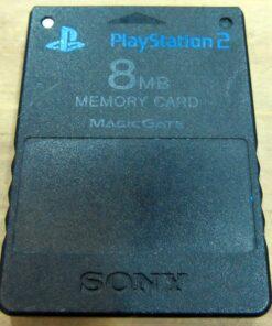 [Acessório] Memory Card 8MB Playstation 2