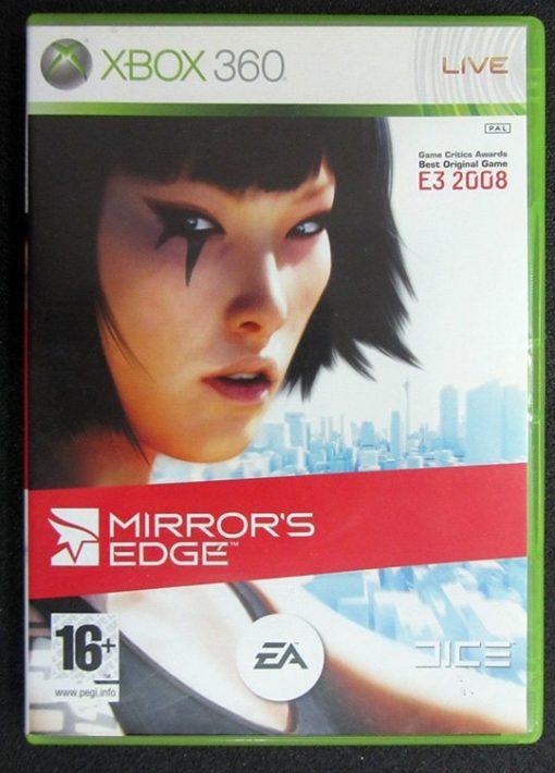 Mirror's Edge X360