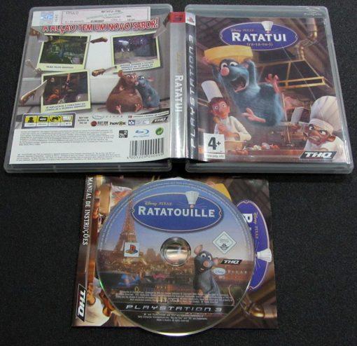 Ratatui PS3
