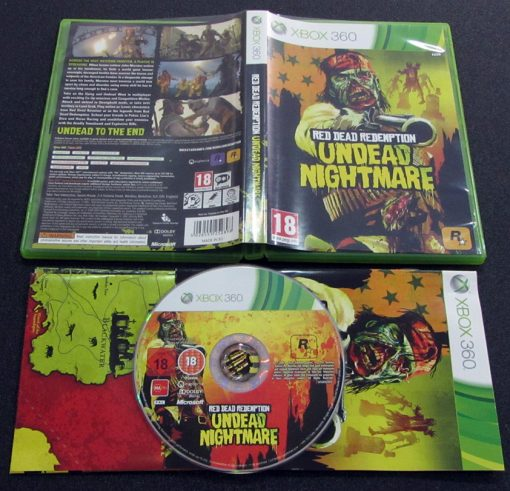 Red Dead Redemption: Undead Nightmare X360