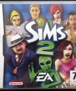 Sims 2 NDS