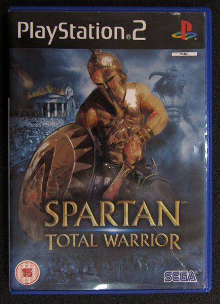 Spartan: Total Warrior PS2