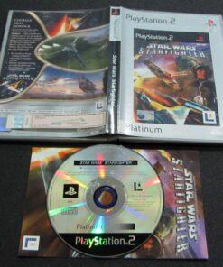 Star Wars: Starfighter PS2