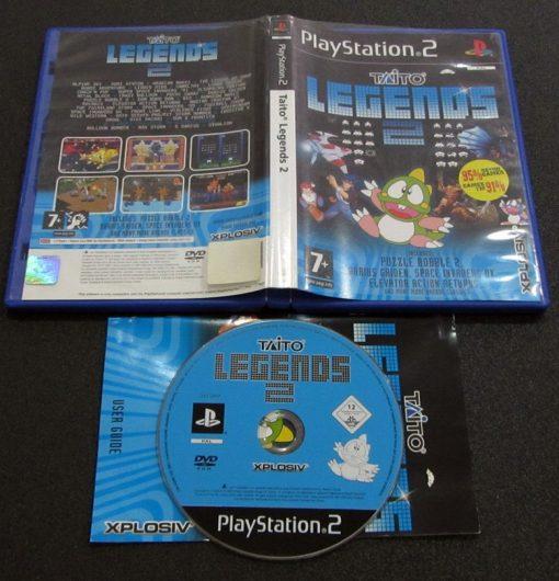 Taito Legends 2 PS2