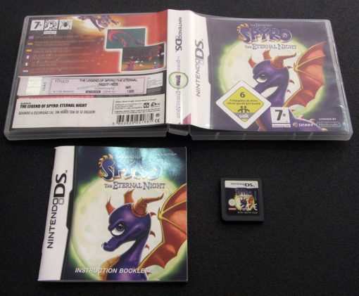 The Legend of Spyro: The Eternal Night NDS