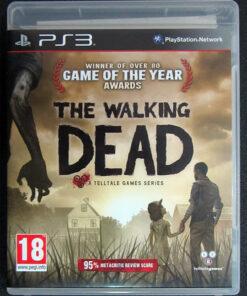 The Walking Dead: Season One PS3