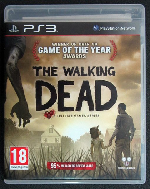 The Walking Dead: Season One PS3
