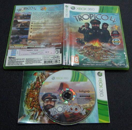 Tropico 4 X360