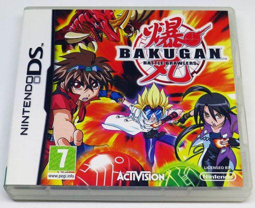 Bakugan: Battle Brawlers NDS
