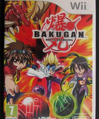 Bakugan: Battle Brawlers WII