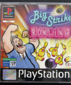 Big Strike Bowling PS1