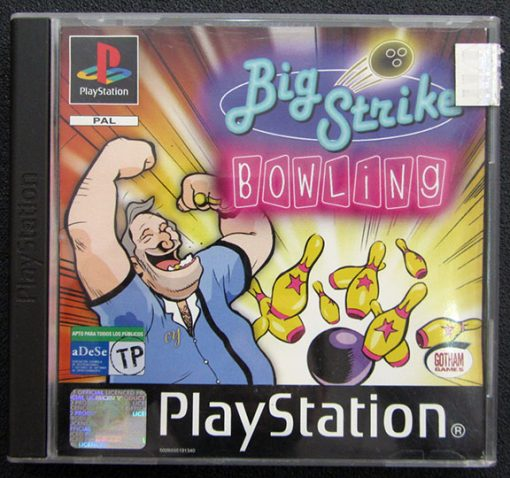 Big Strike Bowling PS1