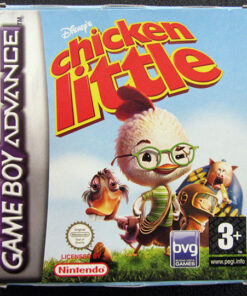 Chicken Little GAME BOY ADVANCE