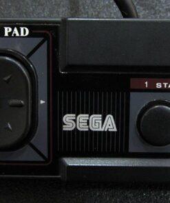Acessório Usado Comando Master System