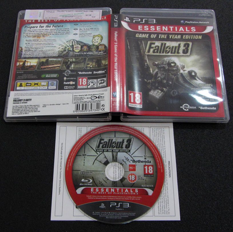 Fallout 3: Game of the Year Edition FAQs, Walkthroughs ...