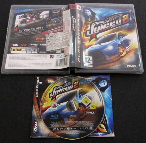 Juiced 2: Hot Import Nights PS3